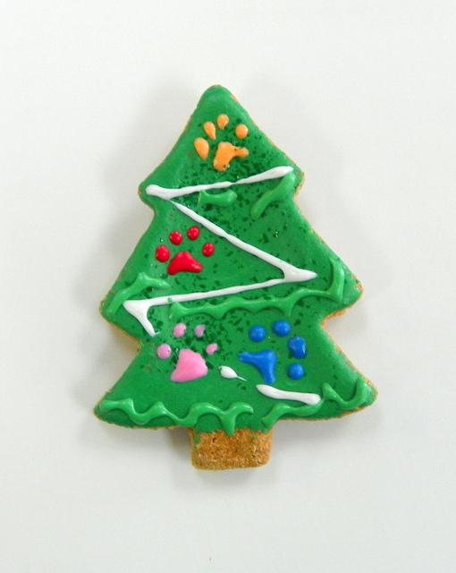 Tippy's Treats - Christmas Tree