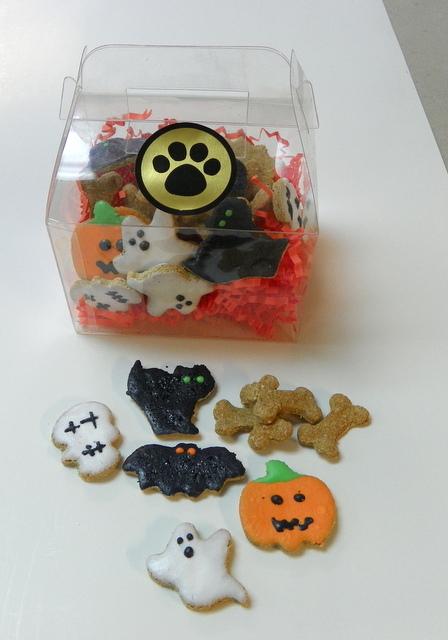 Mini Howl-oween treats