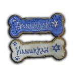 Tippy's treats - 5 inch Hanukkah bone