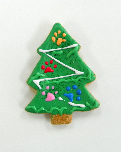 Tippy's Treats - Christmas Tree