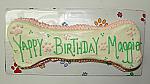Birthday Cake 10 inches