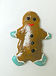 Tippy's Treats - Gingerbread Man
