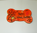 Tippy's Treats - Yappy Howl-oween Bone
