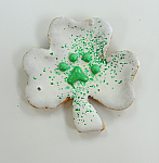St. Pawty's Day's medium Shamrock